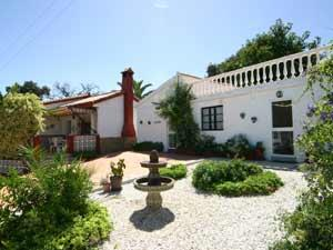the two villas - can be leased singly