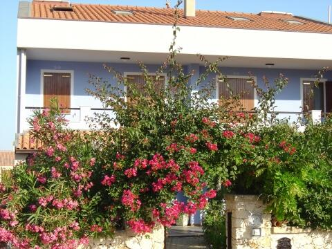 Located only 15 minutes from the beach in a nice quiet village