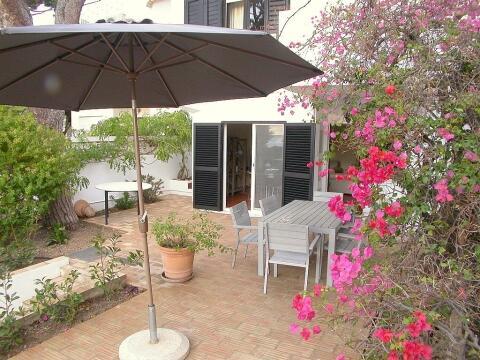 Property terrace