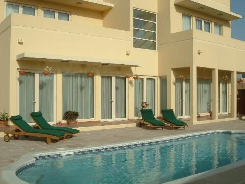 Ahlan Wa Sahlan Private pool
