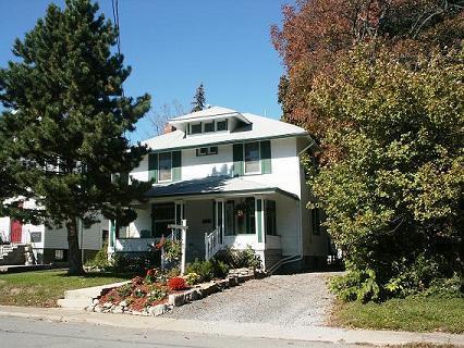 Pine Tree House