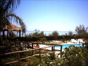 Seaview swimming pool