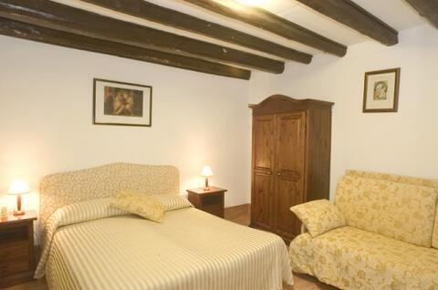 Cà Dario apartment- bedroom