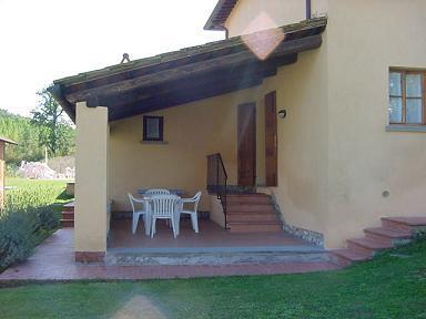 Fontanina entrance