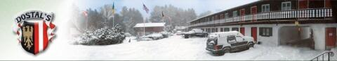 Dostal's Ski Lodge in Winter