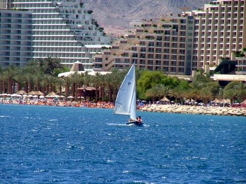 Vacation property rental on the Red Sea Israel