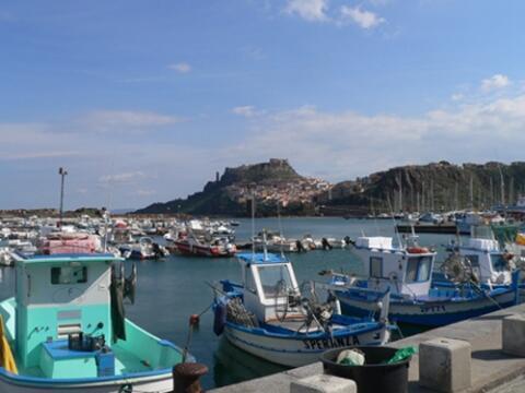 Castelsardo Port