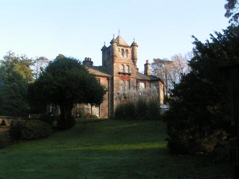 Brockwood Hall