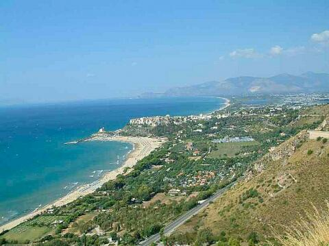 Sperlonga Coastline