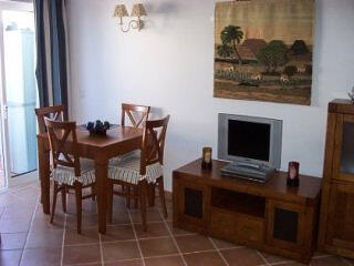 View of the living room - Dining area