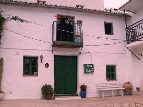 Guesthouse front