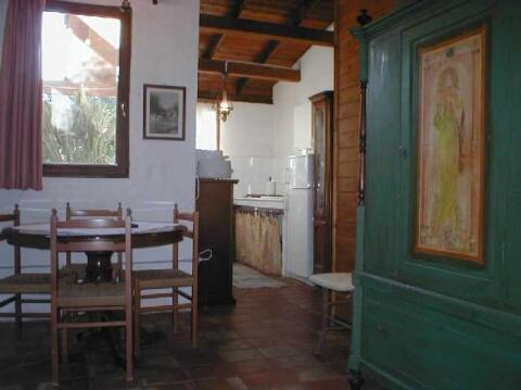 apt. Angelika: kitchen/lounge