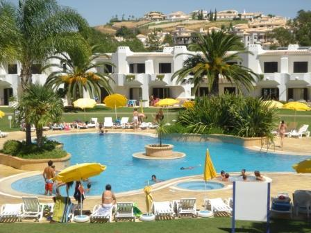 Albufeira Village and Pool