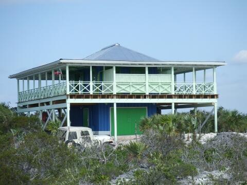 Cat Island Boathouse