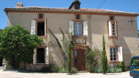 Farmhouse at Montmaurin