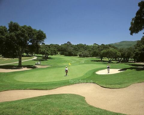 Aldea Golf Course