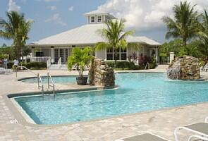 Relax by the pool, with hot tub and sundeck