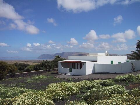 Villa Exterior and View