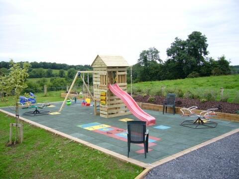 Limestone Lodge Private Playground
