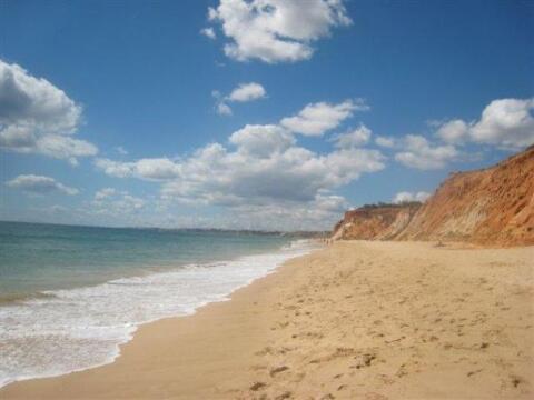 Praia da Falésia-Hotel Alfamar beach