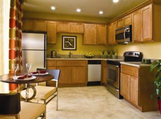 Residence Inn Treasure Island kitchen