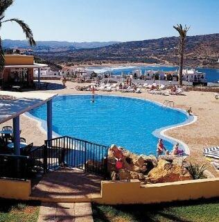 TRH Tirant Playa pool