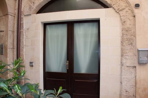 Corte Volturio The Front door