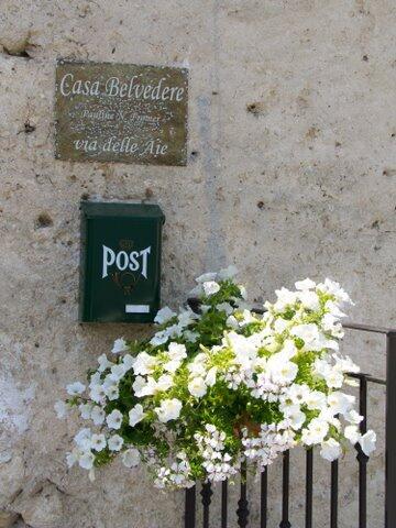 Casa Belvedere Entrance