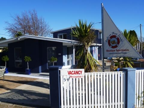 Welcome to Sails on Port Sorell
