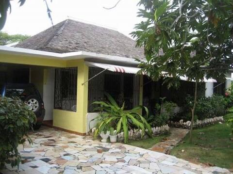house with carport