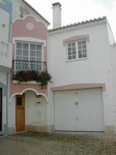 The house from the street