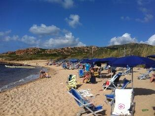 Exclusive Village Beach With Sunloungers, Parasols & Volleyball