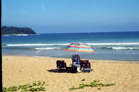 Hanalei Bay Waits for You