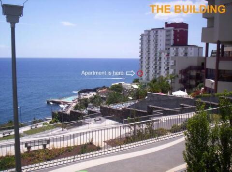 Oceanfront Apartment Building