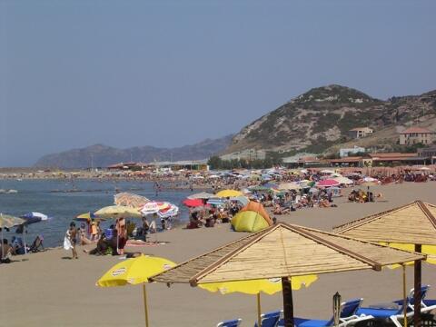 The Stunning beach less than 100mtrs away