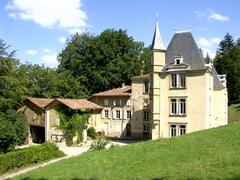 Property Photo: the chateau - west side