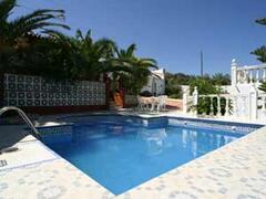 pool from villa palma