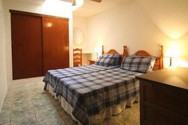 a bedroom in villa rosa