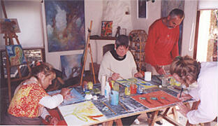 painting group