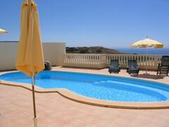 Pool and Sunbathing terrace