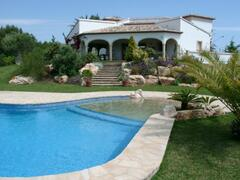 Property Photo: The villa
