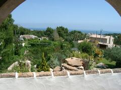 Seaview from roofterrace