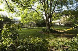 Private fully self contined cottage, Rose Garden Cottage is just 3 minutes from Kangaroo Valley South Coast NSW Australia