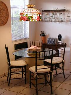 Seperate Dining Areas