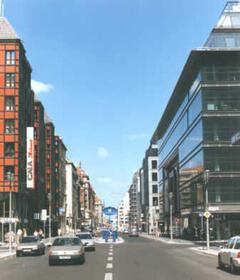 Property Photo: BERLIN VACATION RENTAL FRIEDRICHSTRASSE CENTER ACCOMMODATION