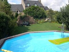 Property Photo: Garden with pool