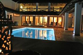 Property Photo: Swimming Pool at Dundi Lodge