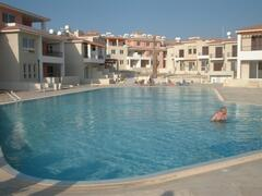 Property Photo: Large 27m residents pool
