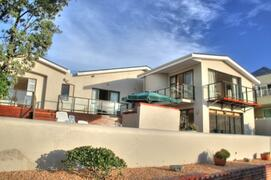 Property Photo: Blouberg House Self Catering Frontal Street View