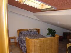 Second Bedroom with ensuite bathroom